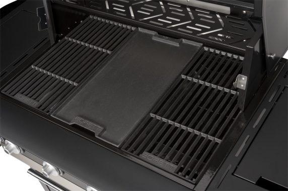 Boretti Ibrido grillplade