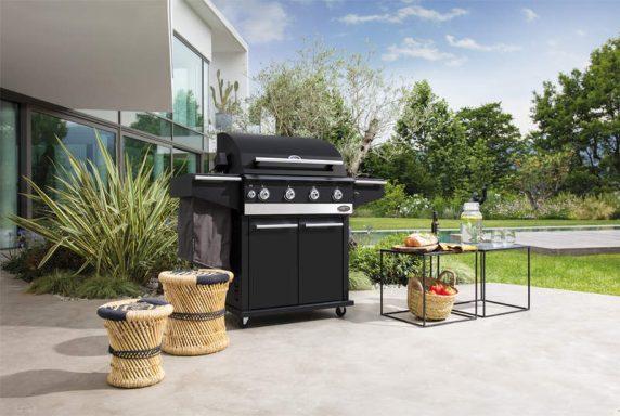 Boretti Ibrido grill