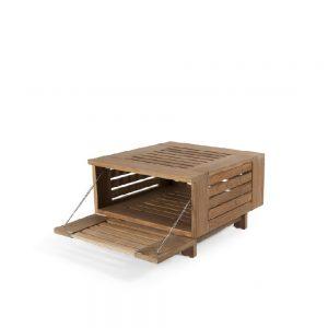 skargaarden skanör loungebord i teak, small