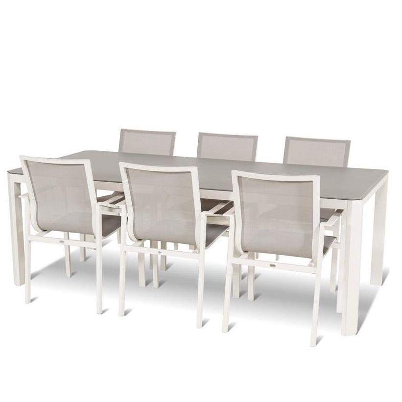 kvalitets havemøbler spisesæt lapatio.no holstebro