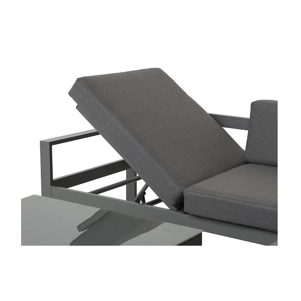 dover loungesæt solstol kvalitet
