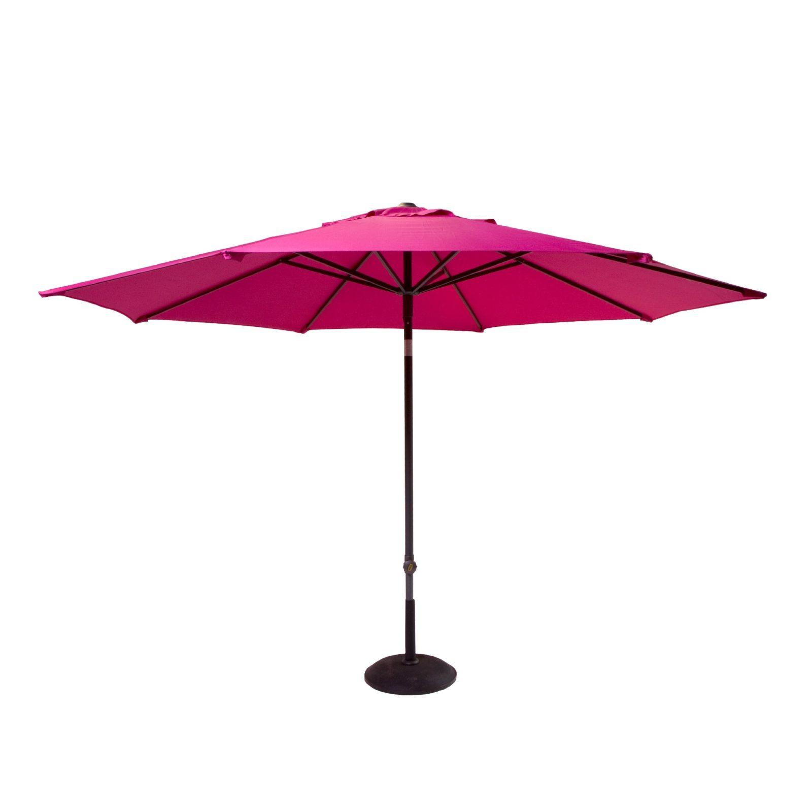 Parasoll Solarline rosa