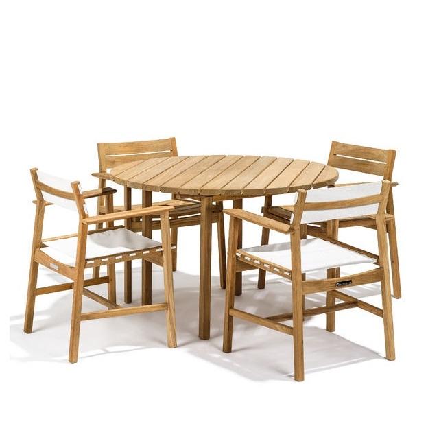 Skargaarden Djurö spisebord i teak 4 personer