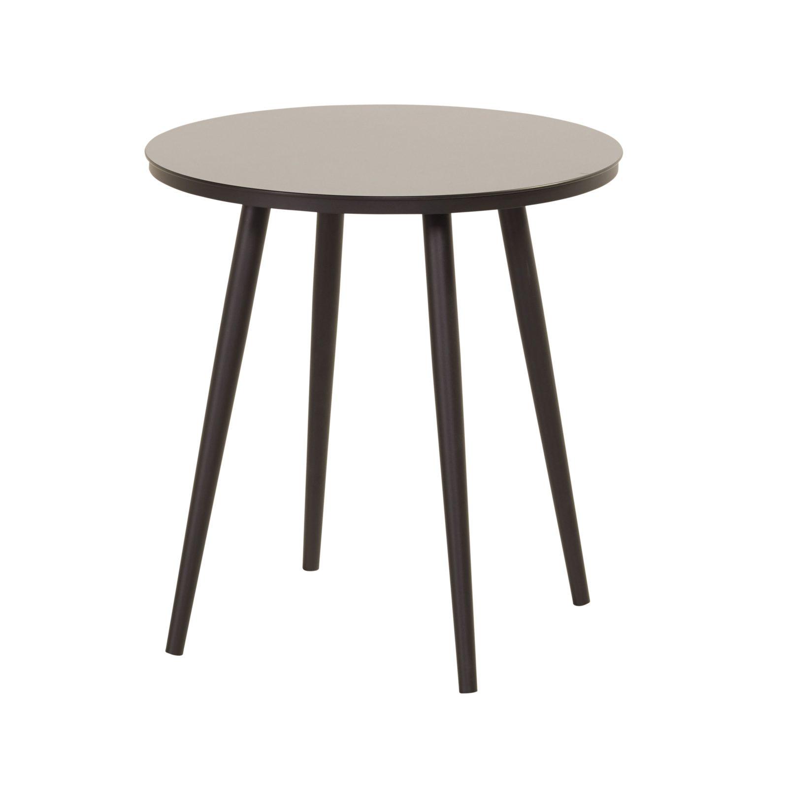 Sophie bistro bord i sort 65968008