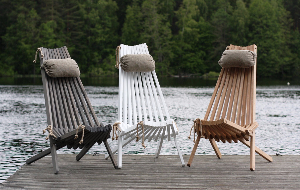 Hvordan pakke sammen din Ecofurn stol? • Lapatio
