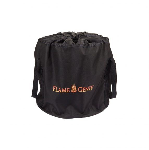 Flammetønna bag FG16