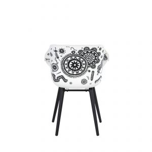 Sophie Tattoo Armchair