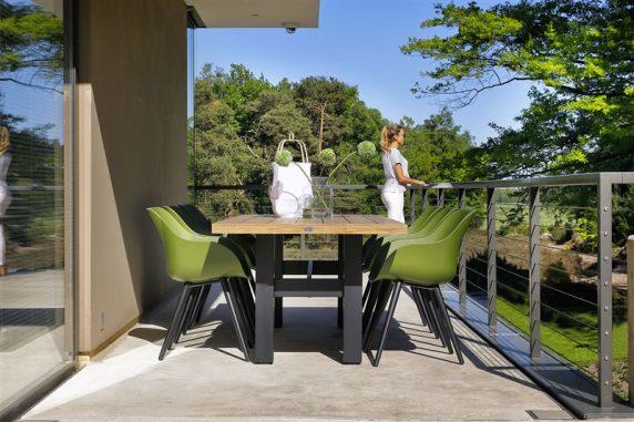 Sophie Organic Studio spisestol grønn