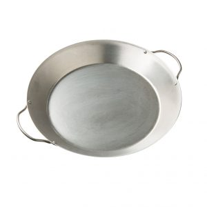 Big Green Egg Paella Grill Pan