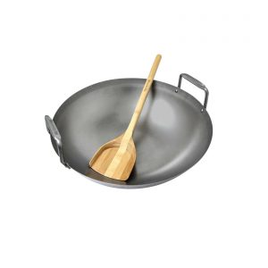 Big Green Egg Carbon Steel Wok