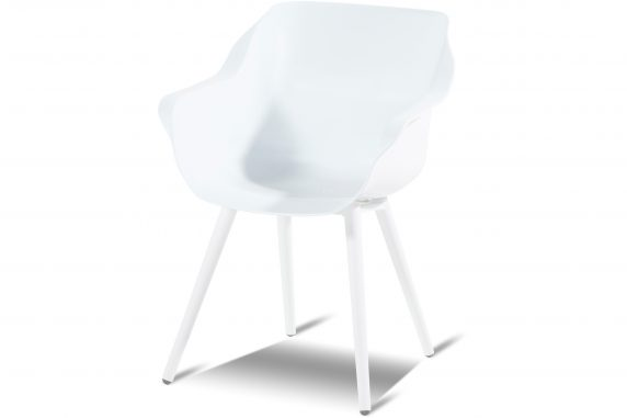 Sophie Studio Armchair spisestol hvit