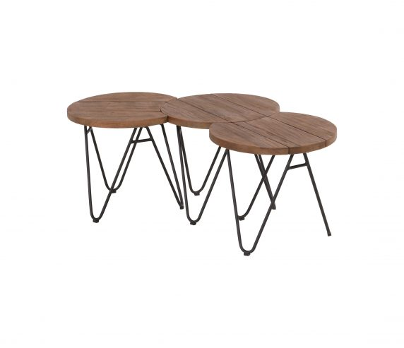 Sophie Teak Moon loungebord