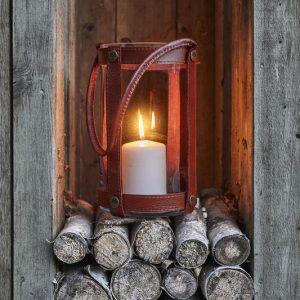 Skargaarden Marstrand Lanterne mørkebrun
