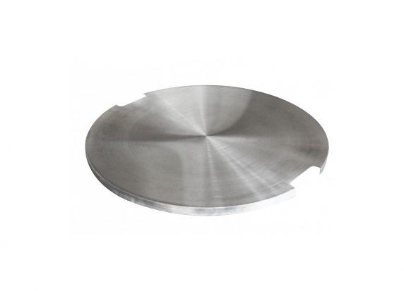 Deksel til brenner rustfritt stål