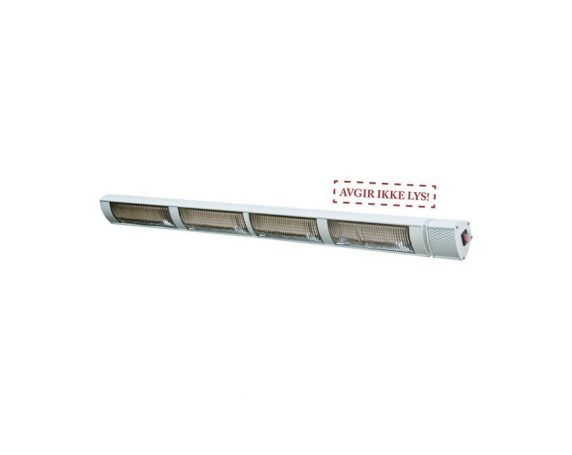 Max Power Pro 4x800w terrassevarmer